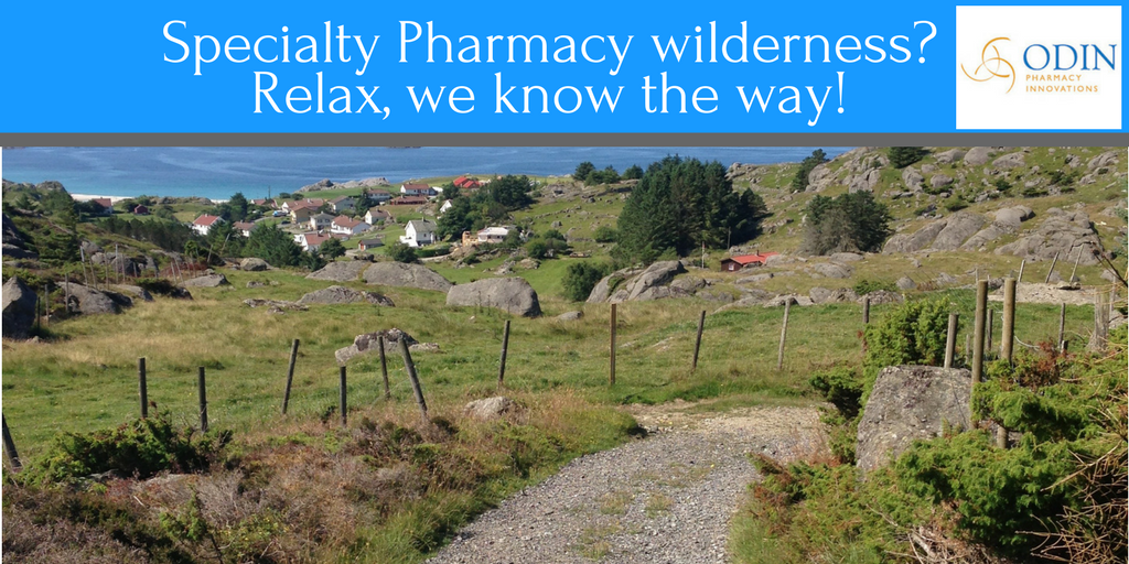 Looking for Direction in Specialty Pharmacy